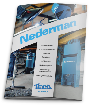 Nederman 2017 - TECA Oy